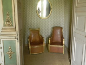 The royal thrones (tee-hee - exactly what you think they are!  :)